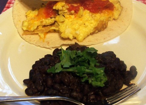 black-beans-and-migas