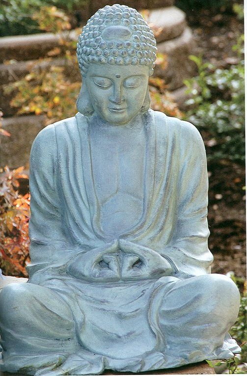 buddha in repose